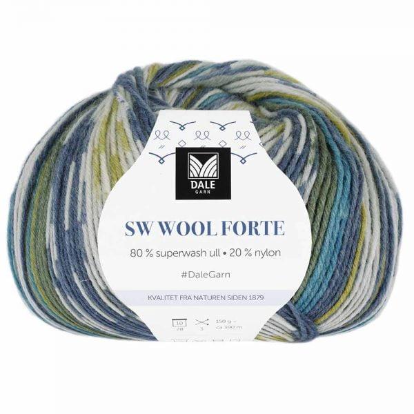 Kjøp SW Wool Forte Garn 203