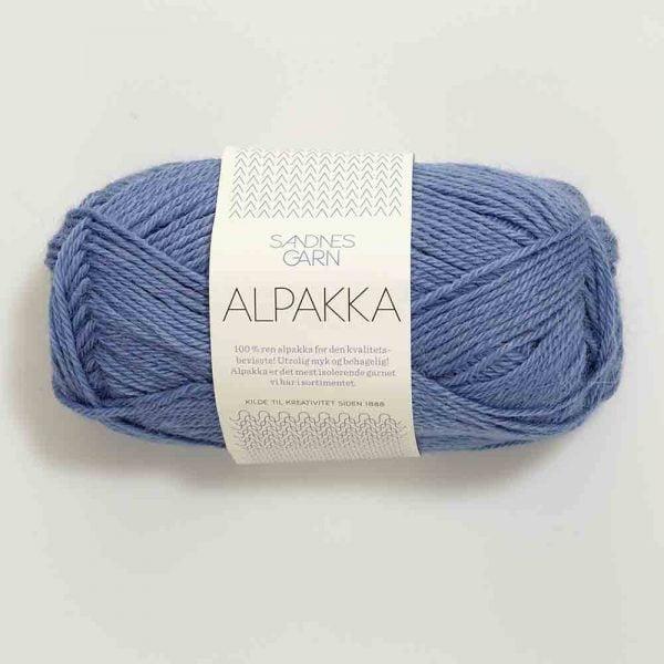 Kjøp Sandnes Alpakka Med belte Garn 5834