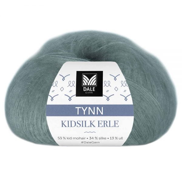 Kjøp Tynn Kidsilk Erle Garn 4010