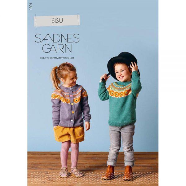 kjøp 1801 SISU Fra Sandnes Garn hos TittInnGarn her