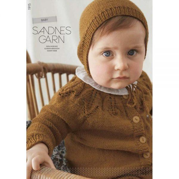kjøp 1915 BABYULL Fra Sandnes Garn hos TittInnGarn her