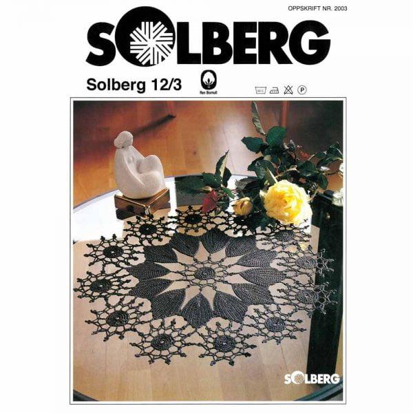 kjøp 2003 BLONDEBRIKKE ETTER GAMMELT MØNSTER Fra Sandnes Garn hos TittInnGarn her