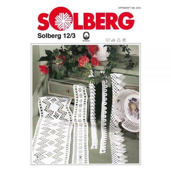 kjøp 2014 MELLOMVERK OG BLONDER Fra Sandnes Garn hos TittInnGarn her