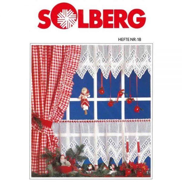 kjøp HEFTE NR. 18 fra Solberg hos titt inn garn her