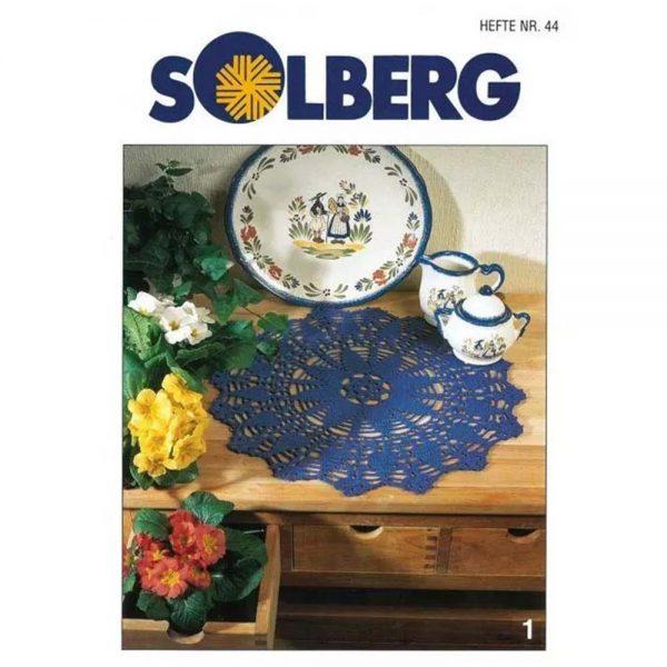 kjøp HEFTE NR. 44 fra Solberg hos titt inn garn her