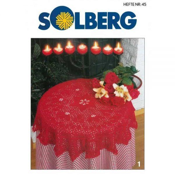 kjøp HEFTE NR. 45 fra Solberg hos titt inn garn her