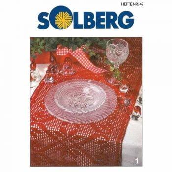 kjøp HEFTE NR. 47 fra Solberg hos titt inn garn her
