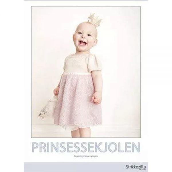 kjøp Prinsessekjolen fra strikkezilla hos titt inn garn her