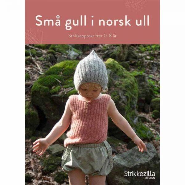kjøp SMÅ GULL I NORSK ULL fra strikkezilla hos titt inn garn her